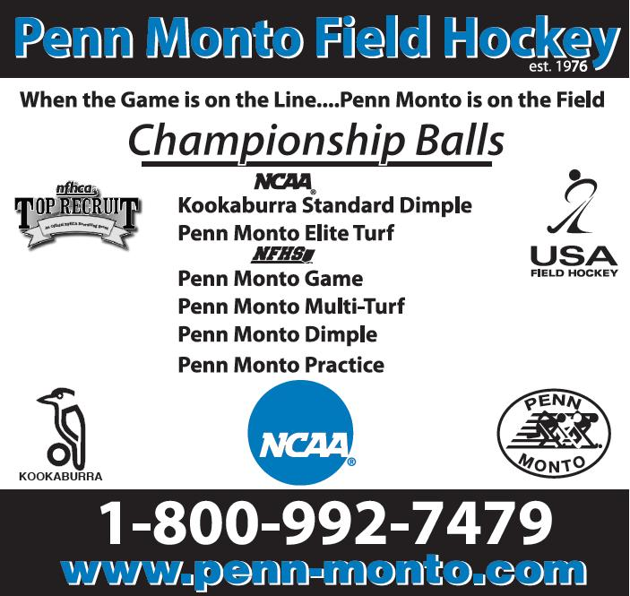 Penn Monto Field Hockey